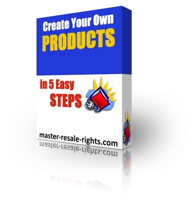 Product picture Create Your Own Product in 5 Easy Steps